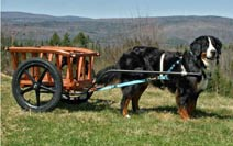 Basic Replica Hay Cart